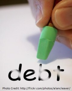Clear debt, repair your credit